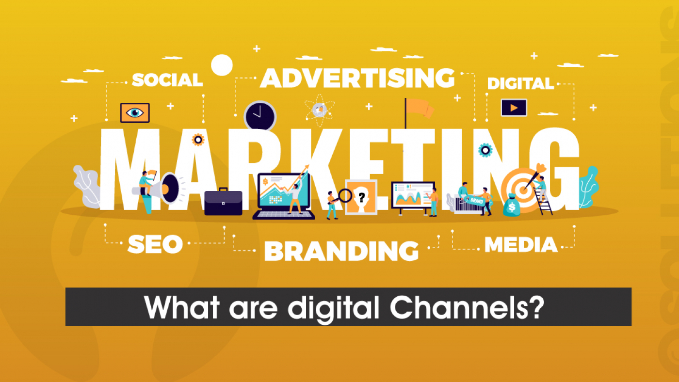 What are digital channels