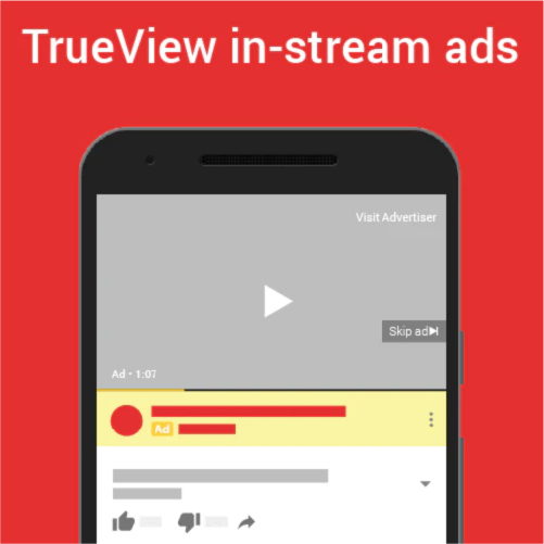 YouTube ads services